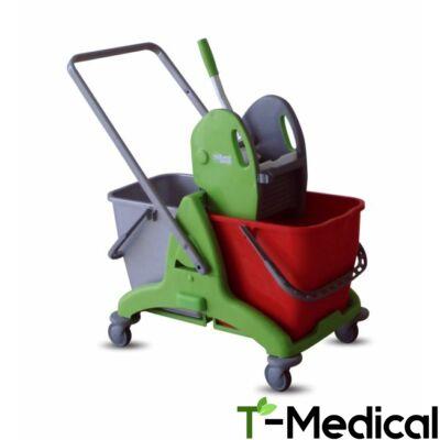 Kétvödrös takarítókocsi